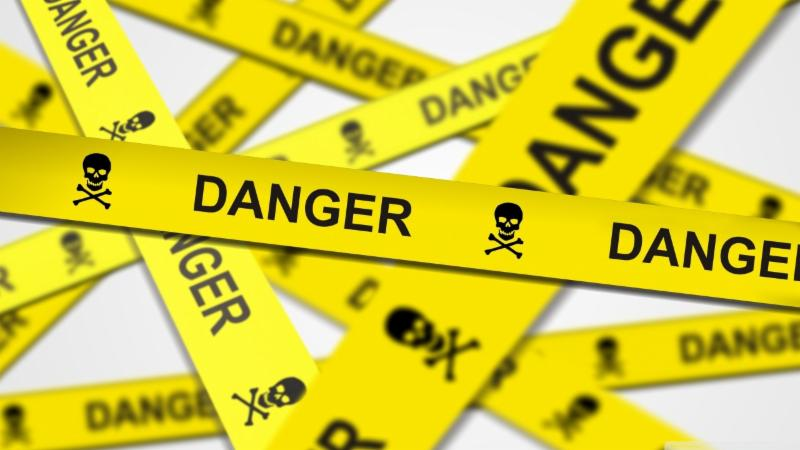 Avoid the DANGER ZONE