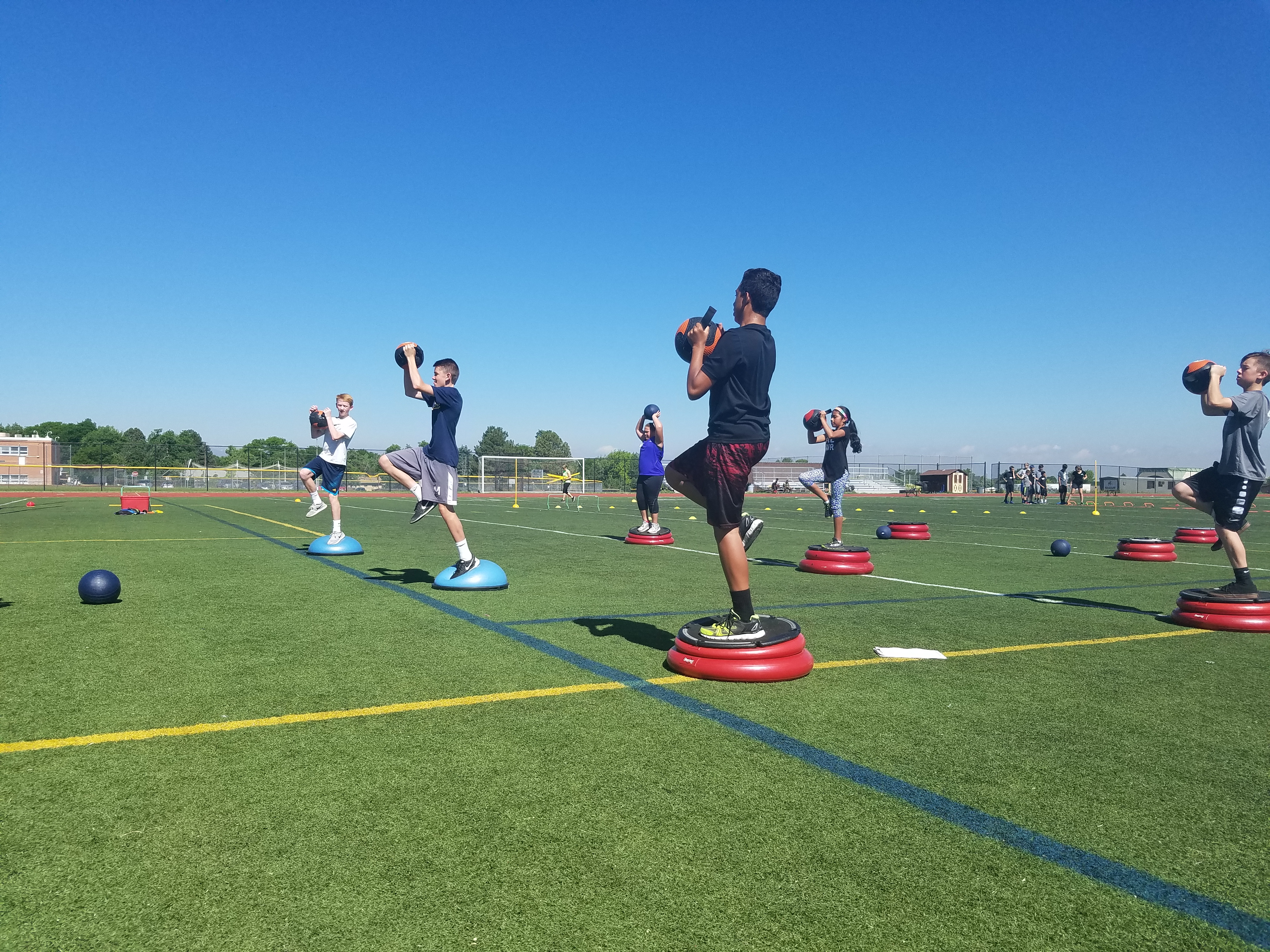 Functional Training | Endurance and Youth Athletes | Denver, CO